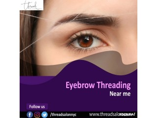 Eyebrow Threading Near Me
