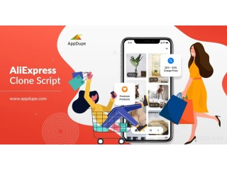 Aliexpress Clone : Develop an Ecommerce app like Aliexpress With Appdupe