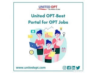 Don't have much time left for OPT job search? Visit United OPT!