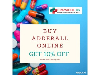 Get up to 10% Off | Buy Adderall Online