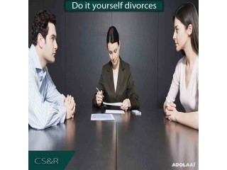 Do It Yourself Divorce Packages with 100% Success Rate!
