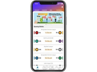Introduce a feature-rich cricket betting app right away