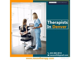 Therapists in Denver