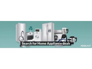 Are You looking for Home Appliance?