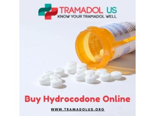 Buy Hydrocodone Online from a Trusted Online Pharmacy in USA