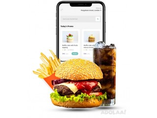Delivery the favourite food to the customers in giffe with the foodpanda clone