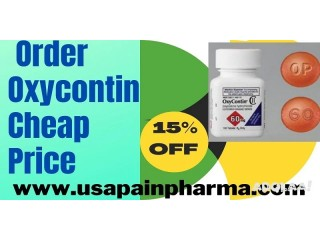 Buy Oxycontin Overnight Delivery-USA Pain Pharma