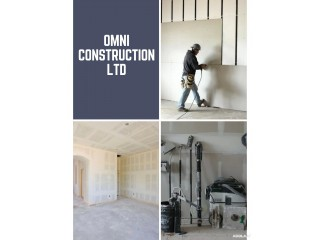 Drywall Installation / Drywall Contractors in Surrey and Lower Mainland BC