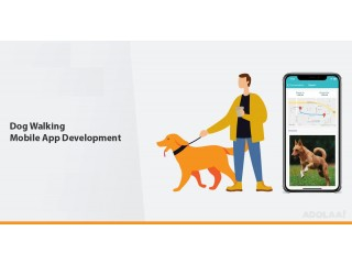 On Demand Dog Walking App Development Company in USA