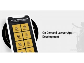 On Demand Lawyer Mobile App Development Company in USA