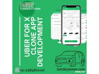 Uber for X clone script | Uber for X clone app | Uber for X Clone App Development