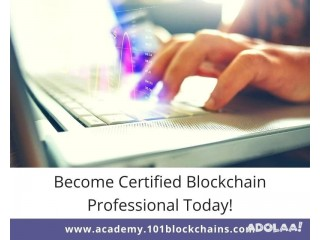 Become Certified Blockchain Professional Today!