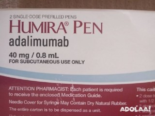Cash for Sealed and Unexpired boxes of Humira Pens