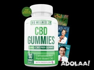 What Are The Ingredients Used In Bio Wellness CBD Gummies?