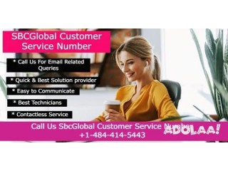 Dealing with SBCGlobal Issues? Call on SBCGlobal Customer Service Number +1-484-414-5443