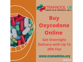 Buy Oxycodone Online Overnight in US
