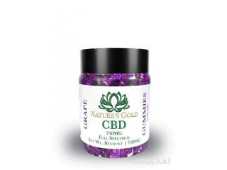 What Are The Major Benefits Of Nature's Gold Cbd Gummies?