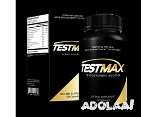 TestMax Testosterone Booster Reviews Price for Sale !