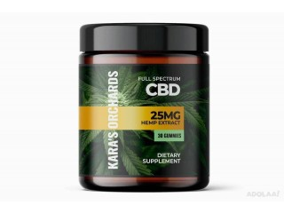 What Are The Features Of Kara's Orchards CBD Gummies !