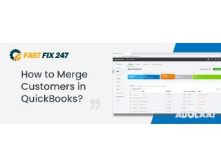 How To Merge Customers In Quickbooks?