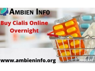 Buy Cialis Online Overnight