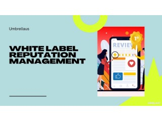 Great Offered White Label Online Reputation Management with Umbrella