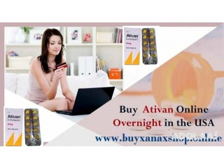 Buy Ativan Online Overnight Without Prescription in USA