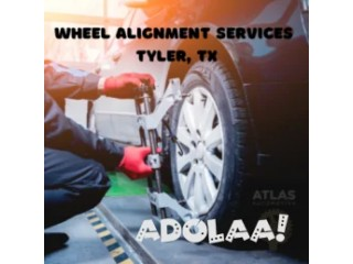 Car Wheel Alignment Services in Tyler, TX