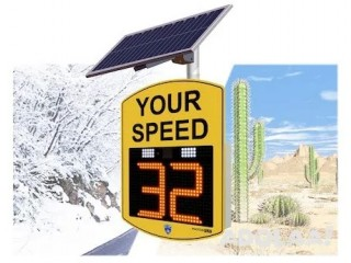 Photon Play Systems brings the best digital speed signs!