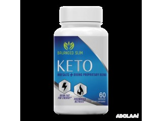 How Is Balanced Slim Keto Helpful For The Body?