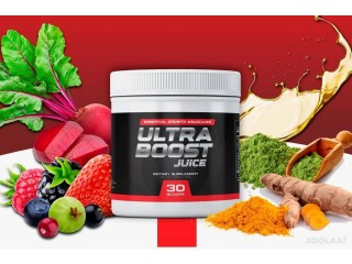 What Are The Functions Of Ultra Boost Juice?
