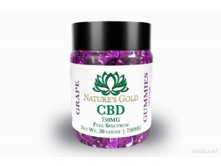 What Are The Ingredients In Nature's Gold Cbd Gummies?