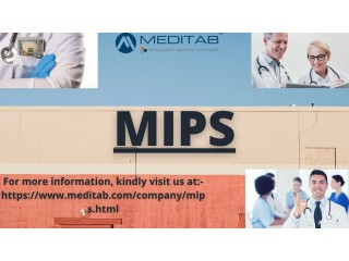 Give your healthcare clinic the best MIPS system and successfully move towards value based care