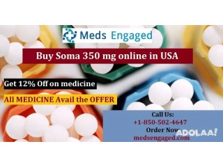 Buy Soma 350mg Online Overnight FedEx Delivery