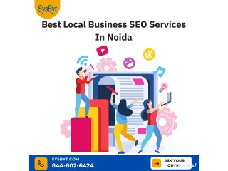 Best Local Business SEO Services In Noida