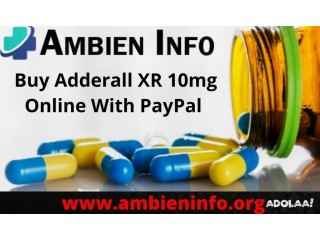 Buy Adderall Xr 10mg Online With Paypal