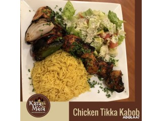Kaza Maza Grill - offers thebest food in Norco, CA