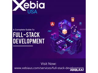 Full Stack Development Consulting in USA | Xebia USA