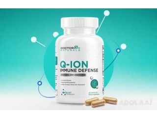 How Does Q-ION Immune Defense Improve The Body?
