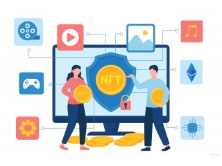 Move up in the crypto industry by setting up an NFT marketplace