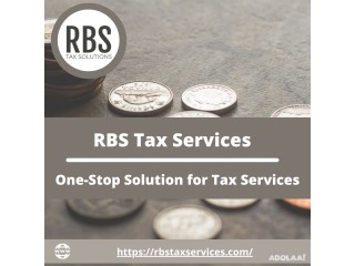 RBS Tax Services - One-Stop Solution for Tax Services