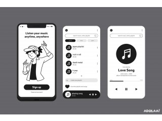 Bring Into Being Alluring Music Streaming App With The Spotify Clone