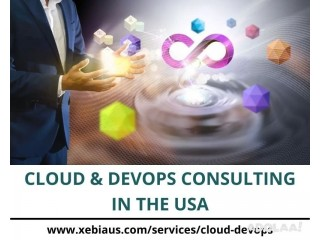 Cloud & DevOps Consulting in the USA