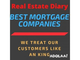 Best Mortgage Companies | Real Estate Services