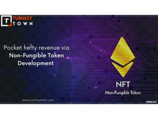 Get going with the trending Non-Fungible Token development.
