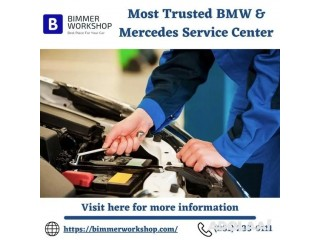 Certified Mercedes Service Center in Houston, Texas
