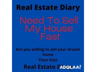 Need to sell my house fast