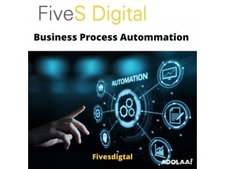 Business Process Automation Services & Solution