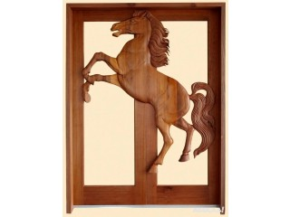 ECarved Doors offers durable and exquisitely carved wood interior doors