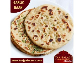 The best Indian food in Albuquerque, NM is served at Taaj Palace.